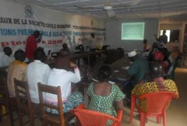CVC Dabola: formation  des acteurs de la société civile et mise en place des cellules de veille citoyenne