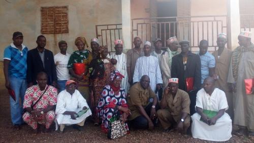 Les organisations de la société civile de la préfecture de tougué à l'école de la bonne gouvernance.