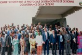 TOGO/Lomé : Sommet citoyen sur l'avenir du protocole de démocratie et de bonne gouvernance de la #CEDEAO