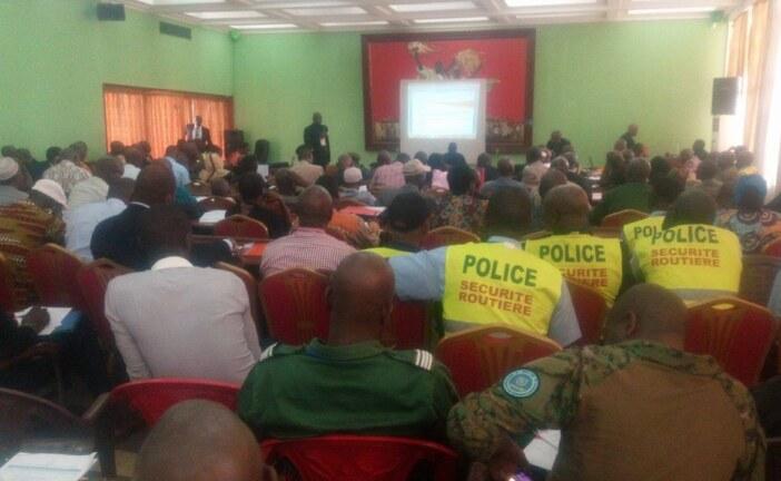 Compte rendu du forum sur les Etats Généraux de la Sécurité Routière