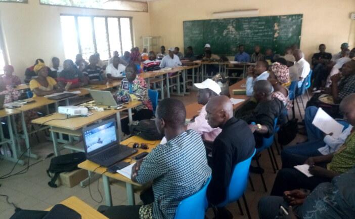 Kindia: Relance du projet d'implémentation des approches de la budgétisation participative et du suivi évaluation participatif