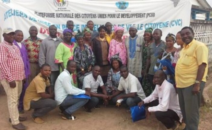 Guéckédou : L'installation d'une cellule de veille citoyenne ( CVC)