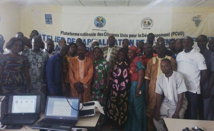 Mamou:L'atelier de capitalisation et de renforcement de capacité des cellules de veille citoyenne, les 20 et 21 mai 2016