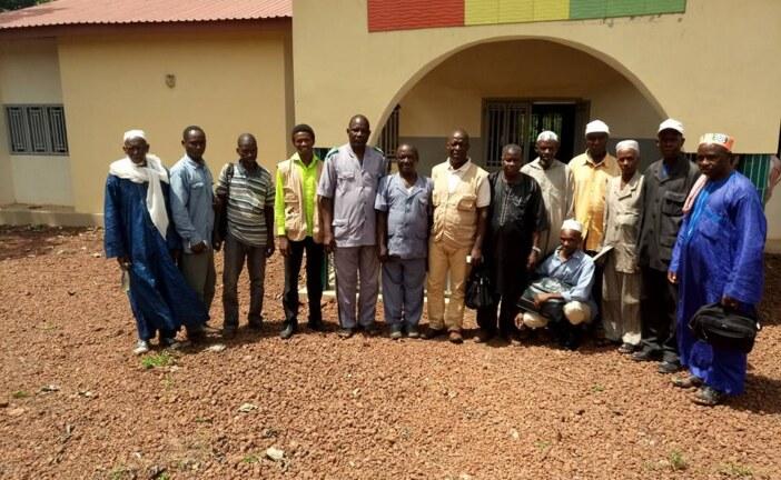 Basse Guinée : projet de budgétisation et du suivi-évaluation participatif dans leur commune rurale
