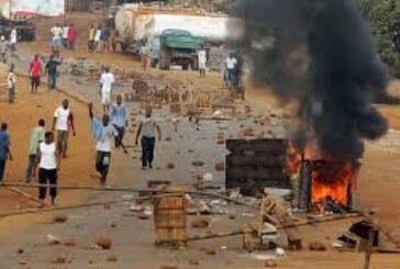 Rapport sur l'évènement Survenu à Boké